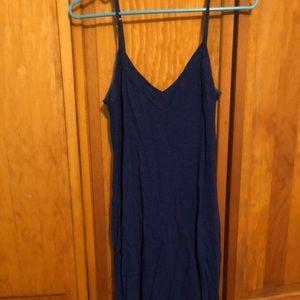 Express Blue Sundress